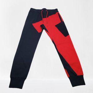 Ralph Lauren P-Wing Black Red Jogger Pant XS & M